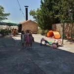 Unsere Gaststätte bietet auch Spielmöglichkeiten für Kinder