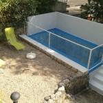 Pool Außenbereich Grundstück