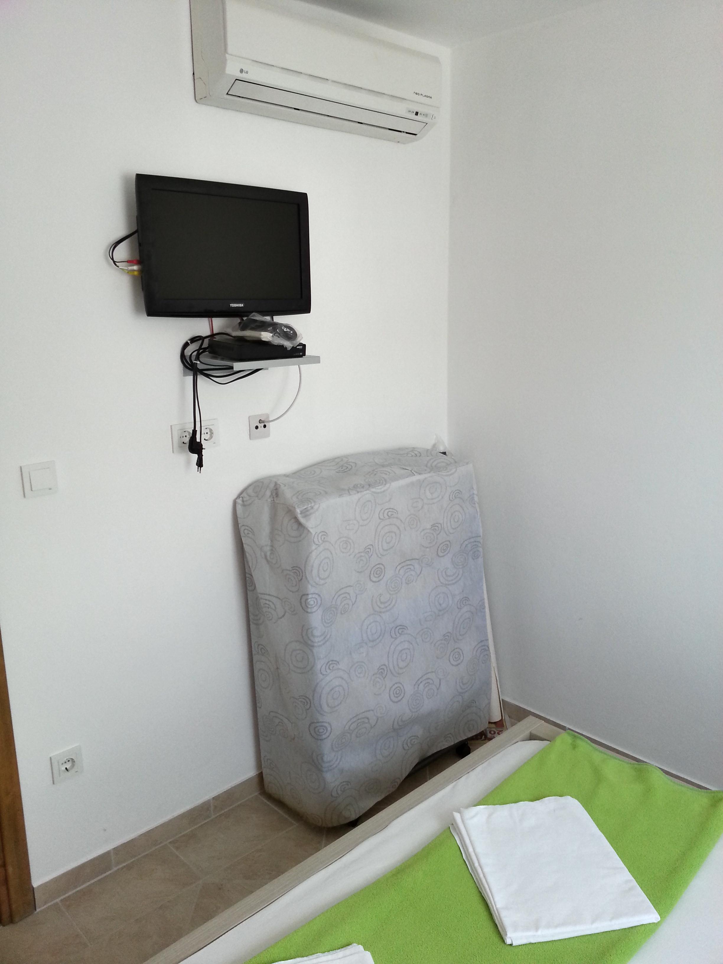 Zusatz zum Apartment unten rechts Doppelbett sofern notwendig