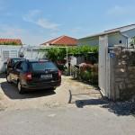 Parkplatzmöglichkeiten auf dem Grundstück